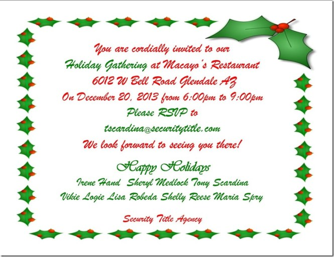 Event invitation reminder template cogimbo invitation reminder wordings fun for christmas party invitation wording stopboris Image collections