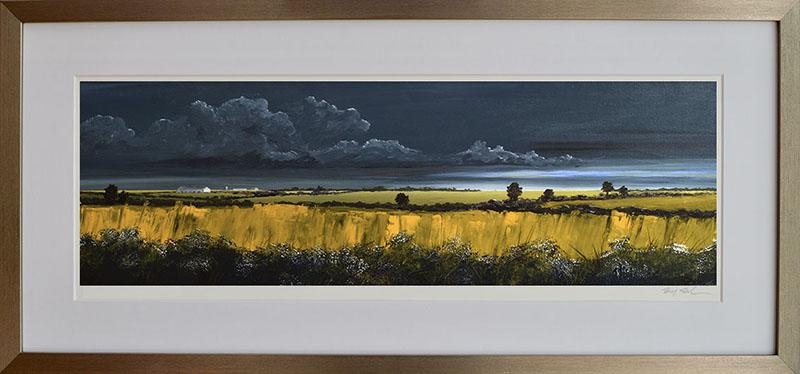 Wiltshire Storm Clouds