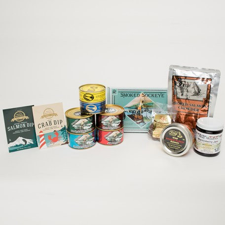 13-Piece Tony's Seafood Lover Gift Pack