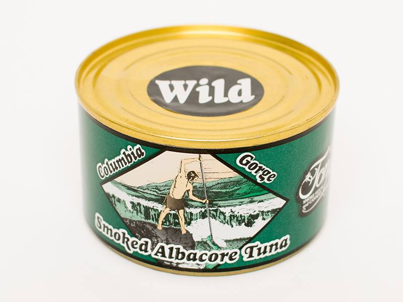 Tony's Smoked Albacore Tuna