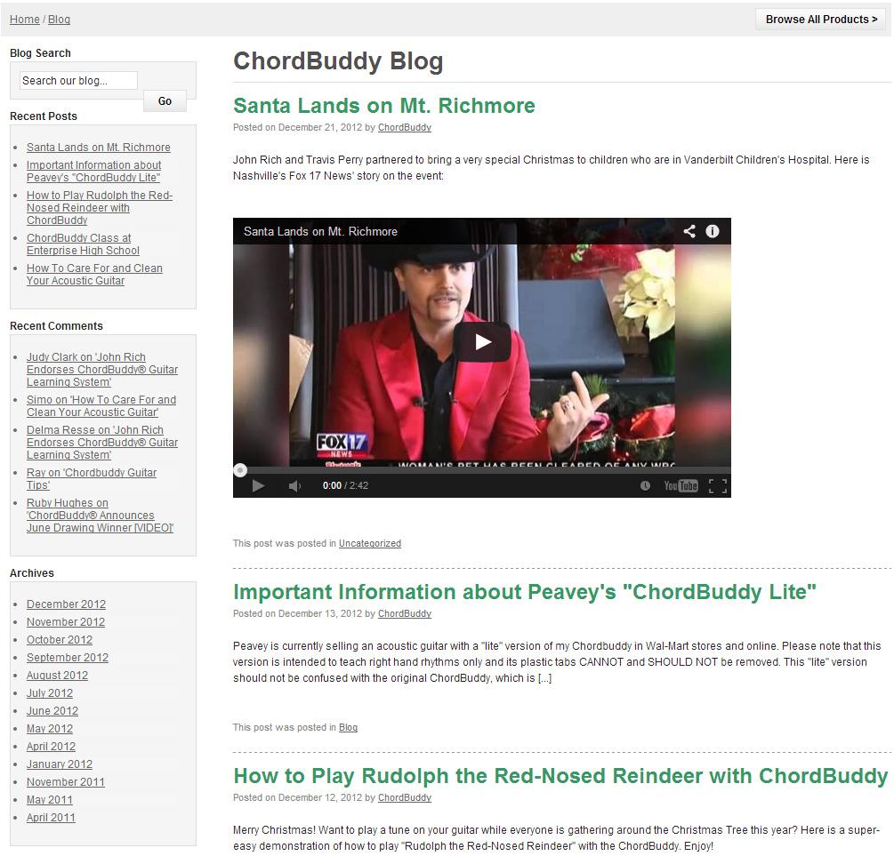 Chord buddy work tony staffiero chordbuddy blog integration hexwebz Image collections
