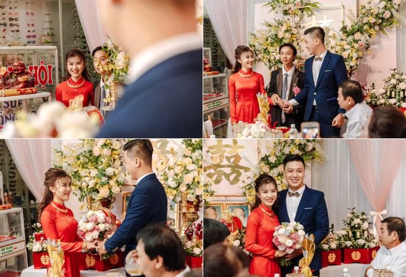Trọn gói ngày cưới