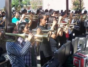 Kids-on-Trumpets
