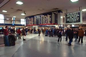 Hidden Homeless In America Penn station NYC Grand Central Station