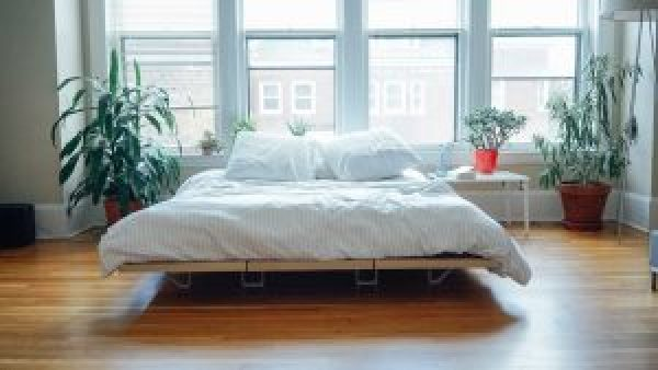 Platform Bed Minimalist Design For Urban Living and A ...