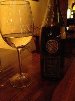 Wine at Possana Cafe