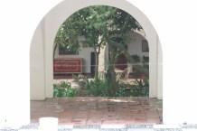 Photo of Guayasamin home entrance