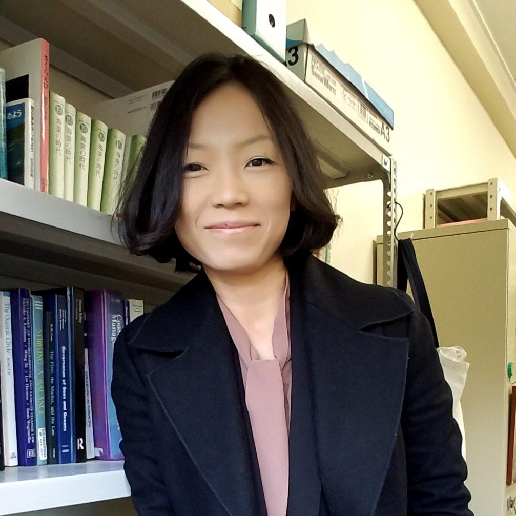 Yinji Li