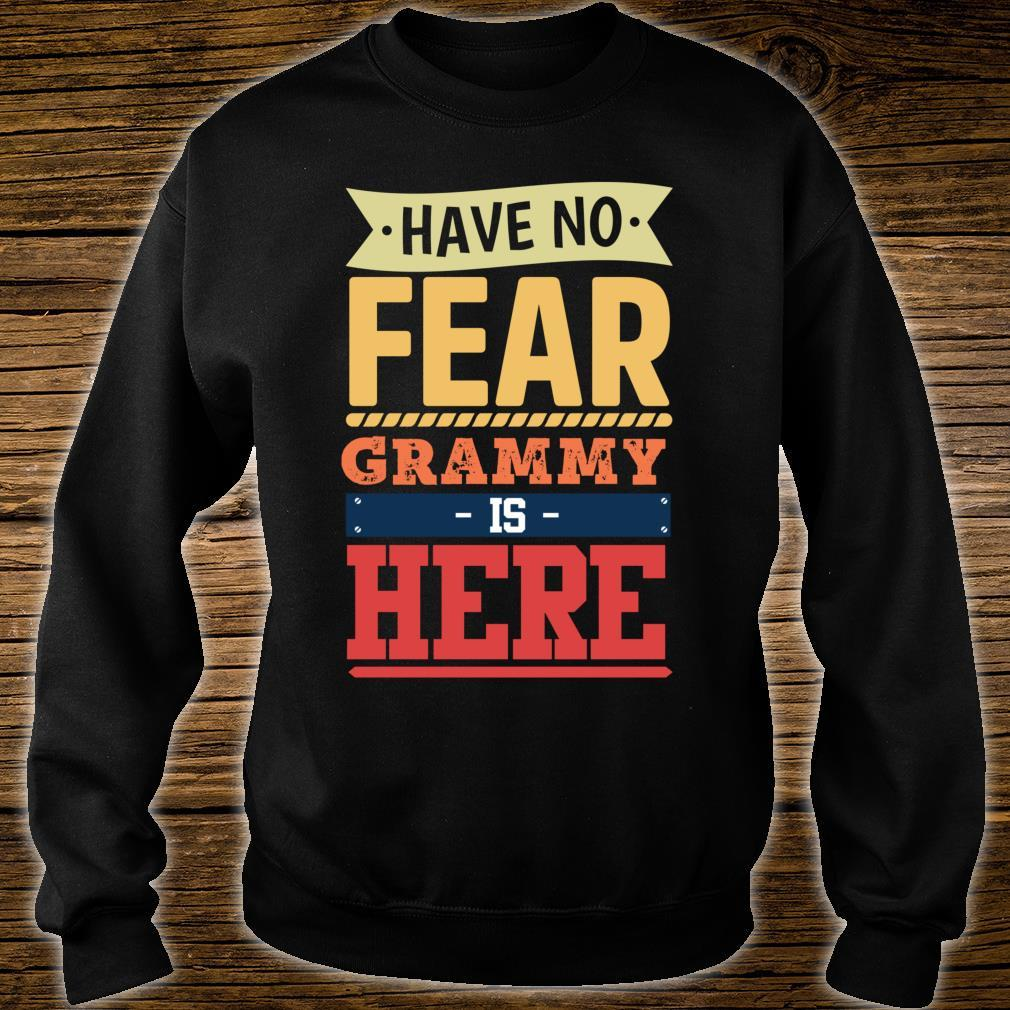 Have no fear Grammy is here mother's day Grammy Shirt sweater