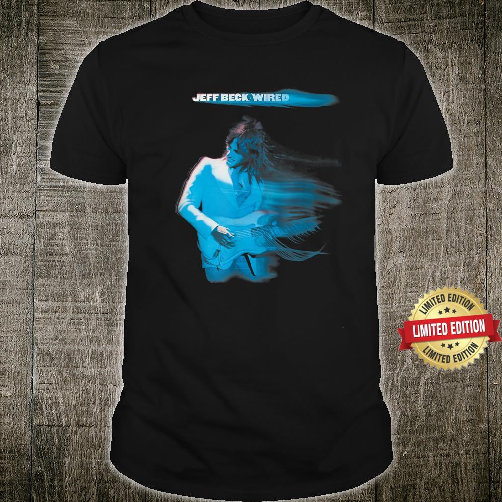 Jeff Beck Wired Album Shirt