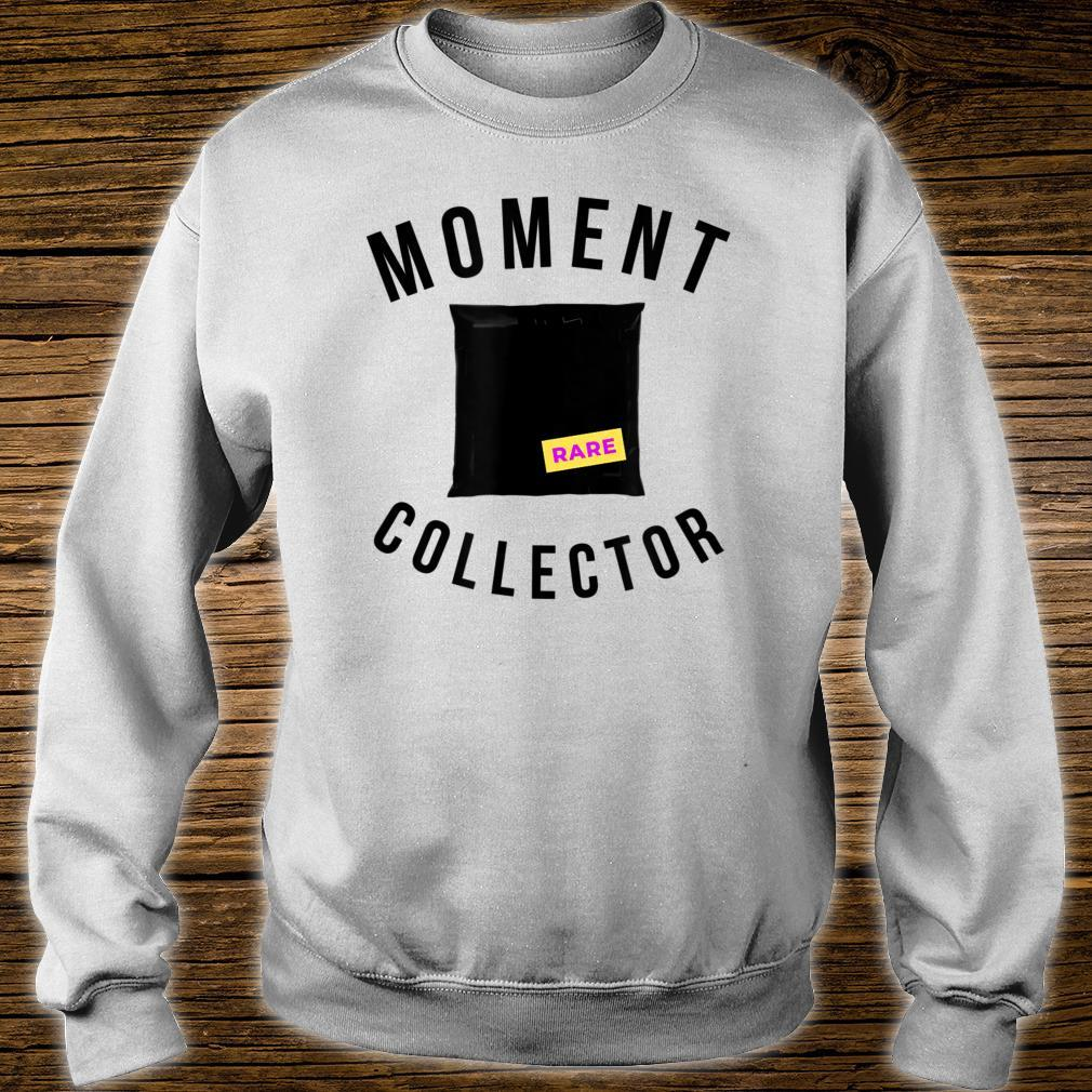 Moment Collector Basketball NFT Moments Shirt sweater