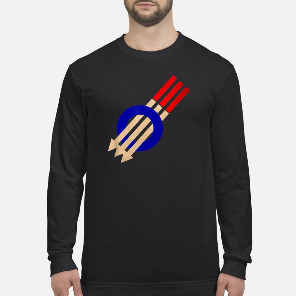 Iron Front America Shirt Long sleeved