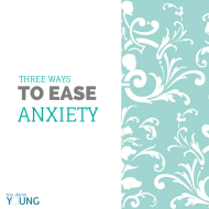 Day 15 of #Grief365: Three Things That Help With Anxiety