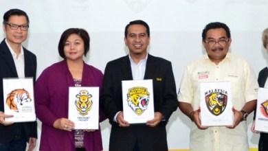 Photo of FAM Senarai Pendek 5 Calon Logo Harimau Malaysia