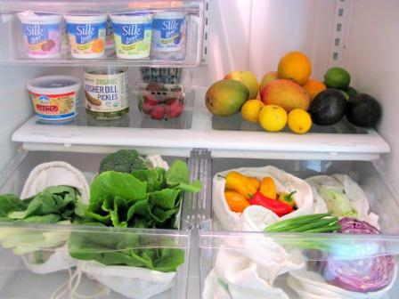 food storage in fridge sm