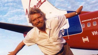 Photo of Sir Richard Branson: Jutawan Disleksia