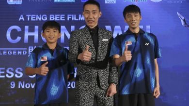 Photo of Tayangan Perdana Istimewa Filem Lee Chong Wei