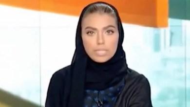 Photo of Penyampai Berita Malam Wanita Pertama Di Arab Saudi