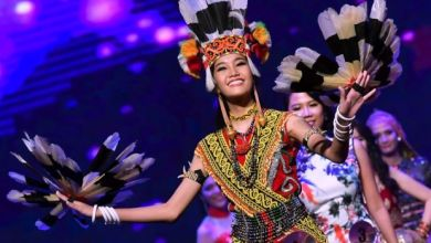 Photo of Sarawakian Beats 11 Other Contestants, Wins Miss World Malaysia 2018