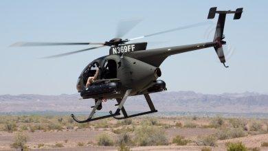 Photo of Helikopter Tempur Ringan MD530G Akhirnya Akan Menggantikan Nuri