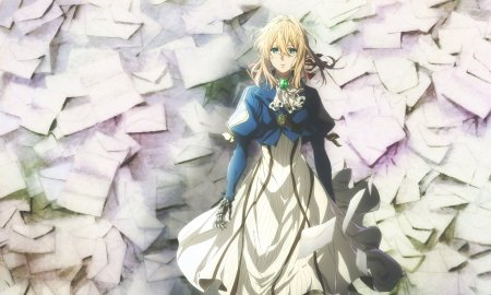 Too Far Gone | Violet Evergarden