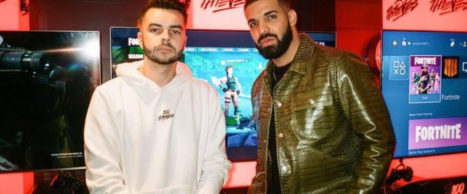 Drake Nadeshot 100 Thieves   Too Far Gone