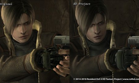 Resident Evil 4 HD Texture Project | Too Far Gone