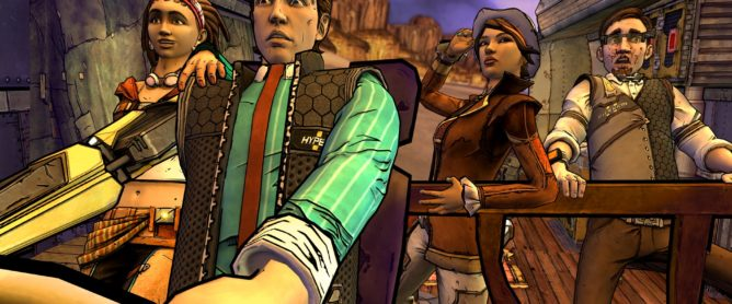 Tales From the Borderlands   Too Far Gone