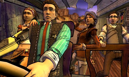 Tales From the Borderlands | Too Far Gone