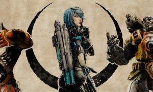 Quake Champions, Nyx | Too Far Gone