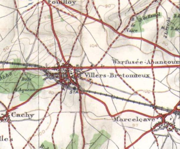 Map Clip