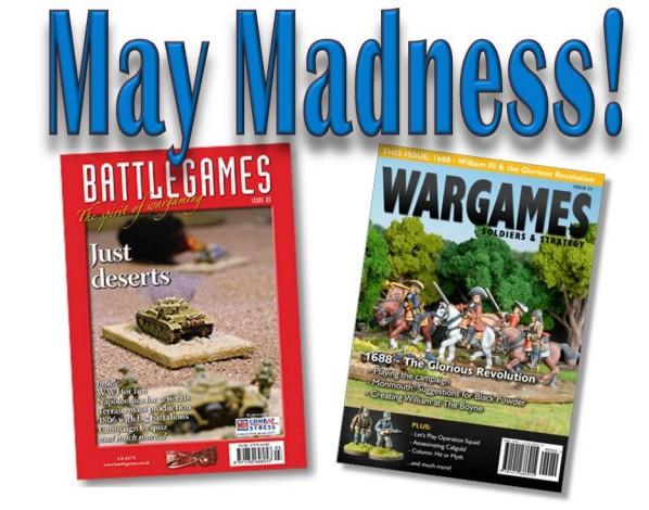 May Madness Header