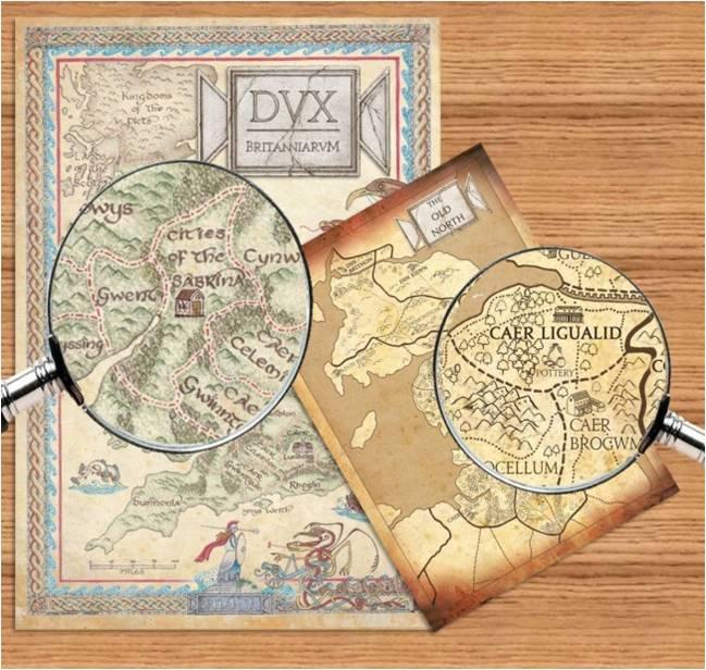 Dux Map 1