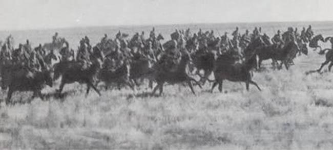 Regular Cavalry 1936