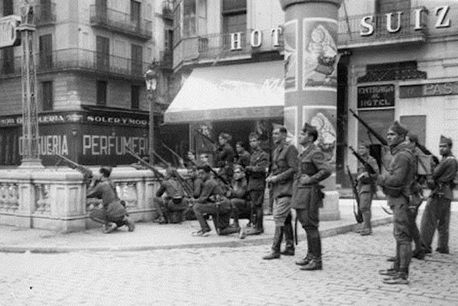 Regular Infantry 1936