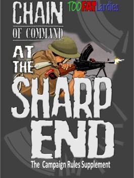At the Sharp End Campaign Handbook