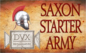 Dux Britanniarum Saxon Starter Army