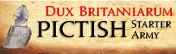 Dux Britanniarum Pictish Starter Army