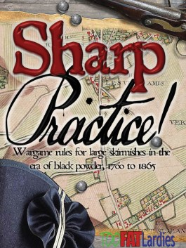 Sharp Practice Poker Chips