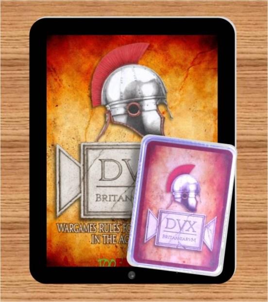Dux Britanniarum Tablet Bundle