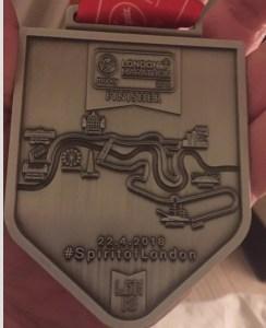 VLM Medal 2018