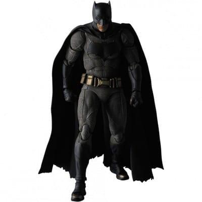 """Figura Batman Medi Com Mafex Batman v Superman DC Comics 7"""" (Copia)"""