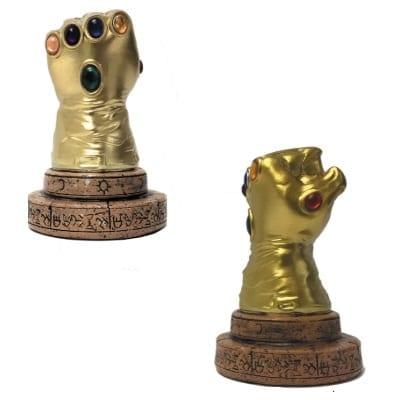 "Estatuilla Guantelete del Infinito PT Avengers Infinity War Marvel 7"""