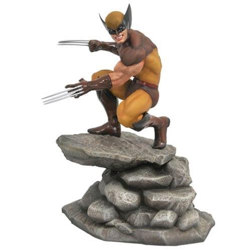Estatuilla Wolverine Marvel Gallery Marvel Agachado