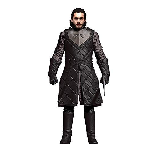 """Figura Articulada Jon Snow Mcfarlane Juego de Tronos Series 7"""""""