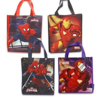 Bolsas Reutilizables Marvel SuperHeroes Surtidas