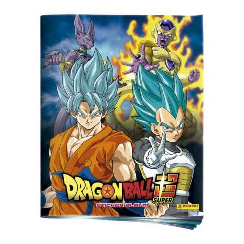 Album Dragon Ball Super Panini Dragon Ball Super Anime