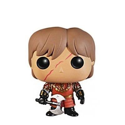 Figura Tyrion Lannister Funko POP Juego de Tronos Series in Battler Armor