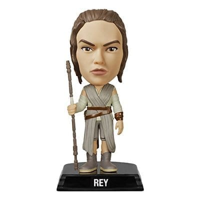 Figura Rey Funko Wacky Wobbler Star Wars