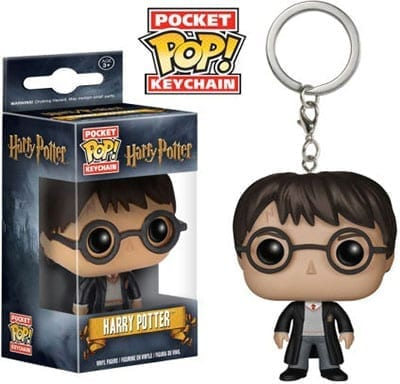 Llavero Harry Potter Funko POP Harry Potter Fantasia
